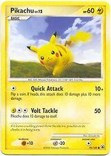 Pikachu 70/100 D&P Majestic Dawn Common MINT! Pokemon