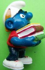 20464 Schtroumpf étudiant Smurf schtroumpfette puffo puffi pitufo school ecole
