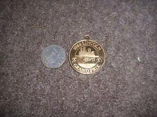 Original Lincoln Grand prix 10m classique RUN 15/07/84 concurrents badge / médaille