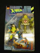X-Men Robot Fighters Wolverine Action Figure