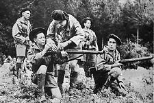 WW2 - Jeunes maquisards français à l'exercice de tir