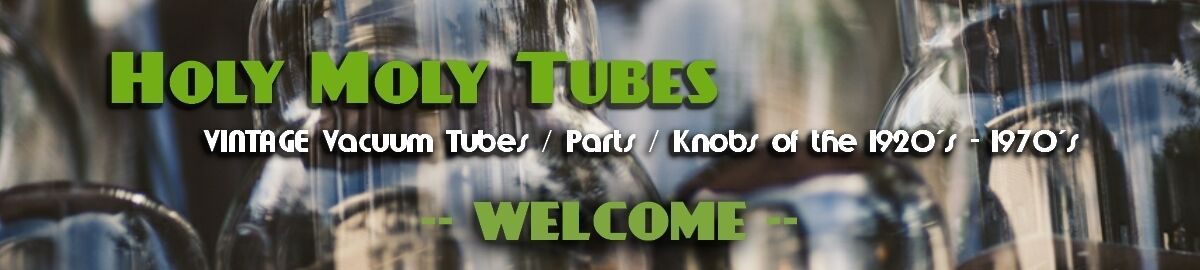 Holy Moly Tubes
