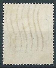 1938 REGNO USATO IMPERO 25 CENT FILIGRANA LETTERA - RR13673