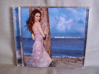 Celine Dion- A new Day has come- CD & DVD