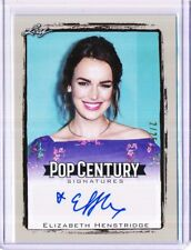 2017 LEAF POP CENTURY SIGNATURES NATASHA HENSTRIDGE AUTO 2/25