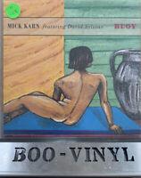 "Mick Karn featuring David Sylvian  - Buoy 7"" vinyl single VS910 P/S NR MINT CON"