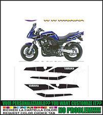 kit adesivi stickers compatibili fazer fz6 2002 old style