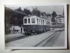 SUIS571 - 1950/60s St GALLEN GAIS~APPENZELLER BAHN - TRAM No6 PHOTO Switzerland
