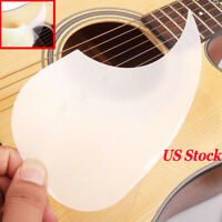 "40"" 41"" Acoustic Guitar Clear Transparent Pickguard Self Adhesive Scratchplate"