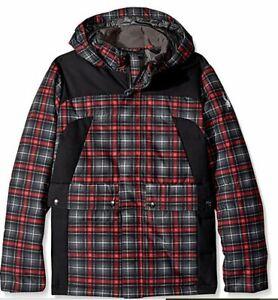 Spyder Boys Garrison Jacket, Ski Jacket, Size M (10/12 Boys), NWT