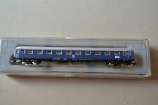 More details for 8710 marklin mini club z german express passenger 1st class car db type am 203