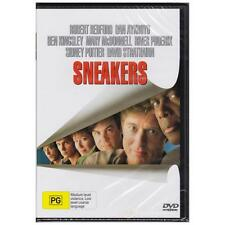 DVD SNEAKERS Redford Poitier Aykroyd Phoenix 1992 Comedy Thriller REG 2&4 [BNS]
