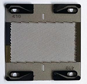 Ersatz - Scherfolie 410 Scherblatt passend für Braun micron L 5410