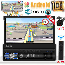 Android 10.1 Car Stereo Radio Single 1 Din 7
