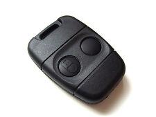 Rover 25 45 100 200 400 Mg MGF Zr Zs 2 botón Remoto Llavero Funda Lucas 3txb