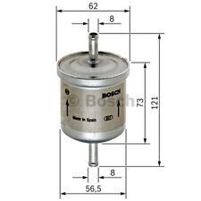 ORIGINAL BOSCH Kraftstofffilter Nissan Almera Bj.82- - 0 450 905 326