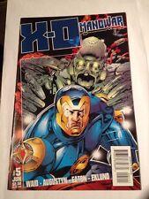 X-O Manowar # 5 , 1997