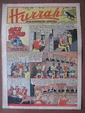 HURRAH !  avant-guerre  n° 214