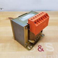 Elca TM 350 VA, CEI 96-1/1 Transformer, 460V-0.84A Primary, 220V-1.59A Secondary