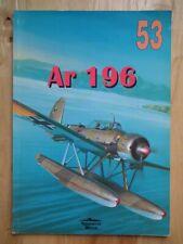 Ar 196 - Janusz Ledwoch (Wydawnictwo Militaria - Samoloty 53)