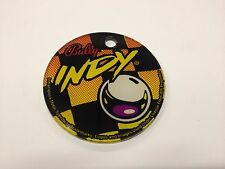 Bally Indianapolis Indy 500 Pinball Machine Promotional Plastic Key Chain Fob