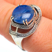 Kyanite 925 Sterling Silver Ring Size 9.5 Ana Co Jewelry R62516F