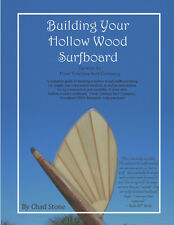 Build Your Own Hollow Wooden Surfboard Ebook/Plans/Blueprints Download Wood