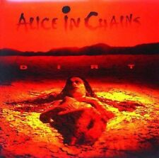 Alice in Chains - Dirt 180g Audiophile LP Music on Vinyl