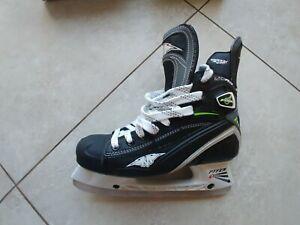 mission 120ag ice hockey skates size 10EE