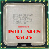 Intel Xeon X5675 3,06 GHz 12M Cache Hex 6 Core Prozessor LGA1366 CPU OLD Lot