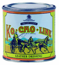 New Carr & Day & Martin Ko-Cho-Line Leather Dressing Horse Pony Tack Waterproofs