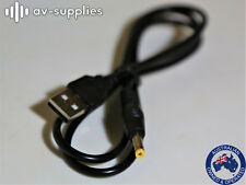 USB Charge Cable for Sony PSP Playstation Portable Charger Power Cord Charging