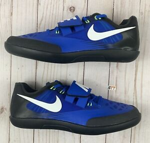 NIKE Zoom Rival SD Men's SZ 11.5 Shot Put Discuss Thrower Track Shoes 685135-413