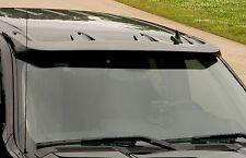UNPAINTED TRUCK CAB SUN-VISOR for 2002-2008 DODGE RAM 1500 LUND-STYLE MOON VISOR