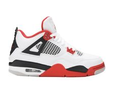Nike Air Jordan 4 Retro Fire Red GS 2020. Size 6Y In Hand! 408452 160