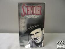 Schindler VHS Jon Blair; Thames Video Collection, HBO Video