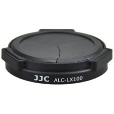JJC Auto Lens Cap for Panasonic Lumix DMC-LX100 Camera as DMW-LFAC1 ,fits Filter