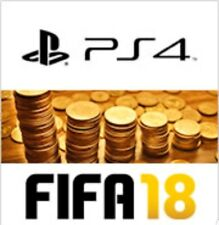 FIFA 18 Coins 100k FUT PS4 Ultimate Team