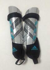 "Adidas Bs4168 Grey Soccer Guard Sz L 5'10"" - 6'1"""