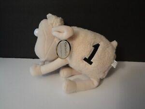 Serta Sheep Lamb #1 Promotion Plush Stuffed Animal Vintage 2000 w/ Tags New