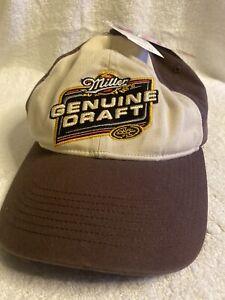"Miller Genuine Draft Men's Cap ""NWT"""