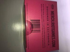 LIMITED EDITION - Star Guardian Ahri Figure (Tape Not Broken & Still In Box)