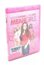 Mean Girls (Blu-ray Disc, 2019; 15th Anniversary Ed.) NEW with Pink Case