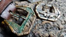 100% Handcraft BRONZE S.L.C. Buckle (The History of Panerai ) 24 mm Spring Bar