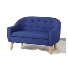 kids sofa couch - Blue