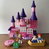LEGO Duplo Princess Disney Parts Lot Set 10516 Ariel Figure Aurora +XTRAS Castle