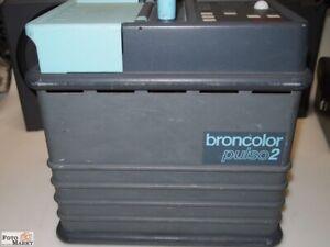 Broncolor Pulso2a Générateur Studio Blitzgenerator Bron Suisse