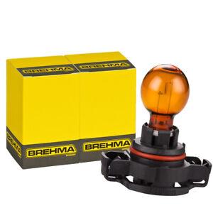 2x Brehma PSY24W Blinkerlampe PG20/4 12V 24W Blinkerbirne Glühlampe Glühbirne