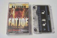 DJ STORM - THE BEST OF FAT JOE / CRACK ATTACK TAPE (MASTERTAPES) Terror Squad