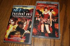 Lot of 2  Resident Evil UMD / Resident Evil DegenerationUMD Videos for PSP New